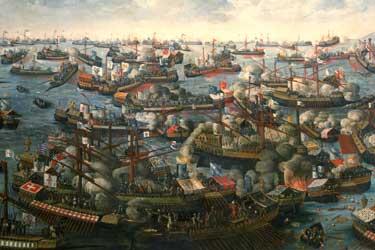 Bataille de Lepante 1571