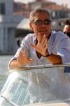 George Clooney à Venise