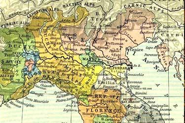 Italie du Nord Cambrai