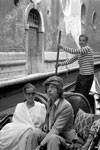 Mick Jagger à Venise