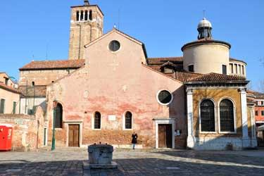 Eglise romane San Giacomo dell Orio