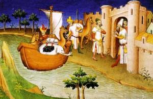 Venise puissance mediterranéenne